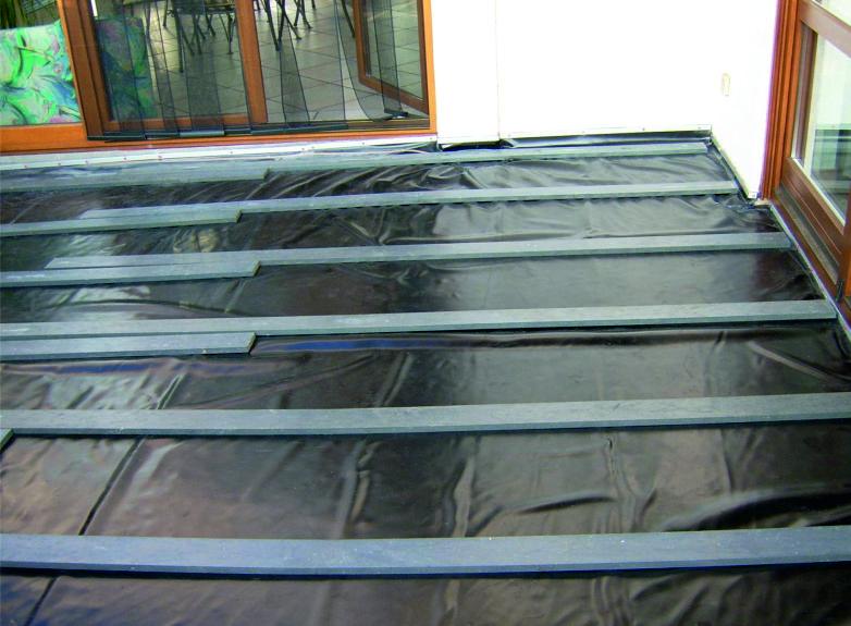 Kunststof planken