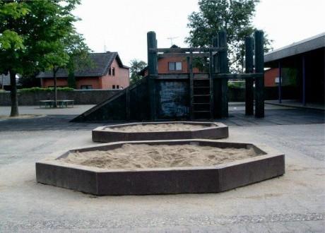 Zandbak