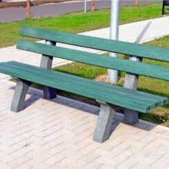 Kunststof banken en tafels picknicktafels 2020